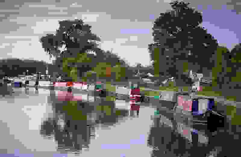 The Stroudwater Canal - Its history and proposals image