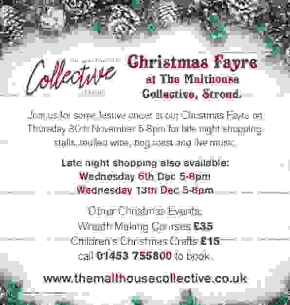 The Malthouse Collective Christmas Crafts image