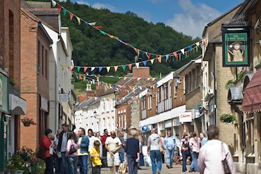 Dursley High Street